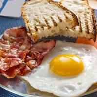 uova e bacon