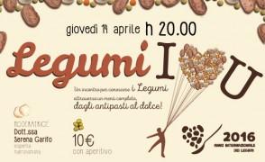 Legumi I love You