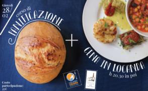 Panificazione + cena – 28.01.2019